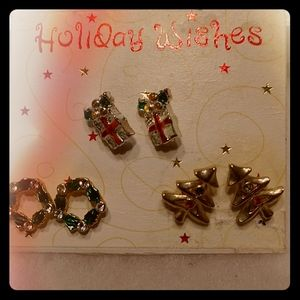 Jewelry - Holiday earrings